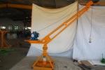 室外小吊机批发-建筑小吊机安装视频-东弘起重