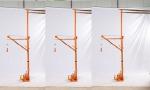 室内装修型吊机批发|河北小吊机价格|单相吊机价格