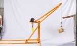 自制吊机生产厂家-简易吊机产品规格-东弘起重