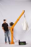 小型車載吊機價格-車載電動絞盤-東弘起重