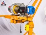 樓房電動提升機-東弘電動提升機生產廠家