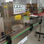 水冷式电子管铝箔封口机 机油农药食品饮料调味品酒水电磁封瓶机