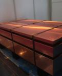 C1100全硬紫铜板厂家直销 车床T2专用紫铜棒