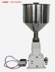 A02洗发水饮料矿泉水液体气动灌装机