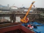 6吨船吊 船用起重机 济宁四通