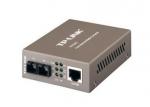 TP-LINK《宁波电脑城》TR-932D百兆多模光纤收发器