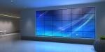 创新维江西黄毛显示设备专家,广丰55寸液晶拼接屏厂家