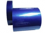 蓝色铝板掩护膜 PE蓝膜