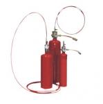 探火管自動滅火裝置、陜西電廠、石化系統專用滅火