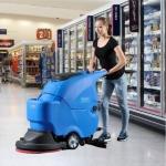 容恩手推式电动洗地机R56BT|手推式自动洗地机