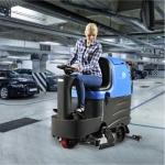 容恩驾驶式洗地R-QQR|北京工厂车间清洗地面用洗地机