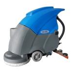 清洗水泥地面用洗地机|依晨电动手推式洗地机YZ-50