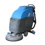 机场火车站清洗地面用洗地机|依晨手推式电动洗地机YZ-530