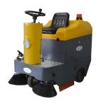 依晨驾驶式电动扫地车YZ-JS1050,工厂车间用扫地机