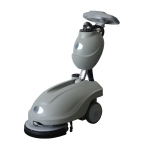 苏州工业洗地机,依晨工业电动洗地机YZ-350B