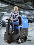 容恩驾驶式洗扫一体机R-QQR,机械设备电子行业化工业用洗地