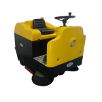 工业园物业物流园用扫地车.依晨驾驶式扫地车YZ-JS1400