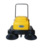依晨手推式扫地机YZ-10100,扫石子颗粒用扫地机