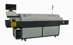 小型六温区全自动无铅回流焊机GSD-S6C