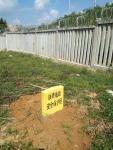榆林铁路沿线警示桩标志桩/标志桩价格