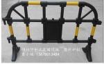 移动塑料护栏方便简洁大方  铁马塑料护栏款式新意价格便宜实惠
