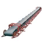 TD75型固定式带式输送机公司 成都皮带式输送机厂家