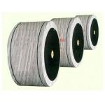 成都耐高温输送带可定做各种矿山工业用聚酯输送带