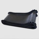 成都大倾角波状挡边输送带 耐用耐磨防滑输送带可定做