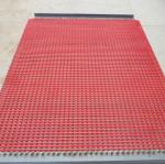 成都輸送機配件聚氨酯篩網 四川聚氨酯篩板定做廠家