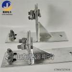 光纜金具塔用直線緊固件ZL型塔用緊固夾具