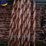 電力金具銅包鋼護線條