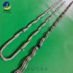 光纜耐張線夾預絞絲護線條鋁包鋼耐張預絞絲