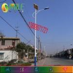 扬州高邮优质厂家现货供应LED太阳能路灯 量多优惠