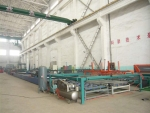 鸡舍保温板设备|养殖业保温板生产线