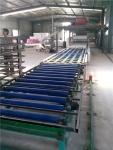 通风管板材生产线|复合通风管板材生产线
