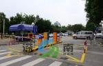 上海道閘批發 車牌識別道閘系統 停車場道閘廠家