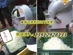 供应南京旭众XZ-680A切菜机(变频控制,操作简单,切丝