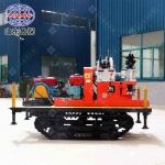普查勘探 地球物理探测  YQZD-30型履带式液压轻便钻机