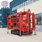 XYD-2C液壓巖芯鉆機巖芯鉆取設備 300米水井配置休息倉