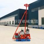 小型液压30钻机 便携式地质勘探设备 轻便岩心取样钻机
