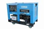 原装日本东洋EURUI柴油三相发电机TDL13000TE