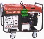 原装日本泽藤SAWAFUJI本田汽油发电机SHT11500H