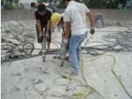 房屋混凝土破碎.混凝土粉碎用什么设备方便