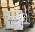 叉車推拉器無人工無托盤滑板可留自動化裝車廠家直銷