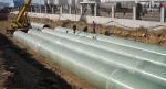 玻璃钢石英夹砂管道 玻璃钢排水管道
