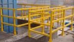 玻璃钢防护栏 设备安全防护栏厂家
