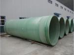 玻璃钢顶管 玻璃钢管 玻璃钢夹砂管产品描述