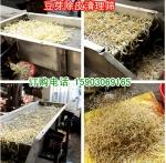 家用豆芽去皮機/長方形豆芽去皮清理篩/不銹鋼豆芽去皮機