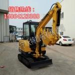 忻州市微型工程挖掘机沃特2.2吨先导液压式挖土机价格