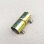 黄KBG/JDG镀锌线管 直接 线管对接接头 规格齐全